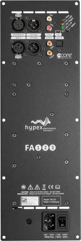 hypex fusionamp 123 front gross
