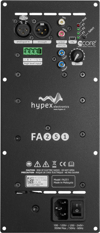 hypex fusionamp 251 front gross